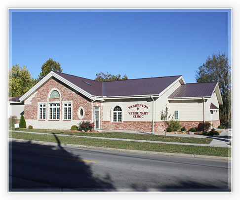 Wright City and Warrenton Veterinary Clinics Location